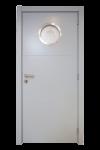 Design deur met marine opening