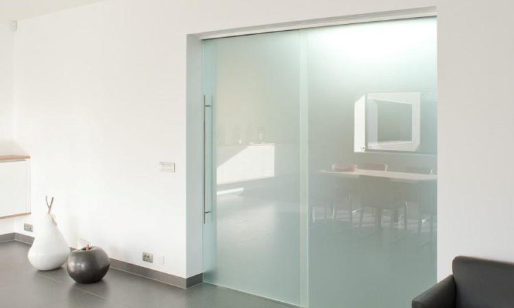 sfeerbeeld glazen deuren