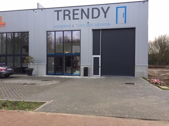 Trendy Deuren Logo